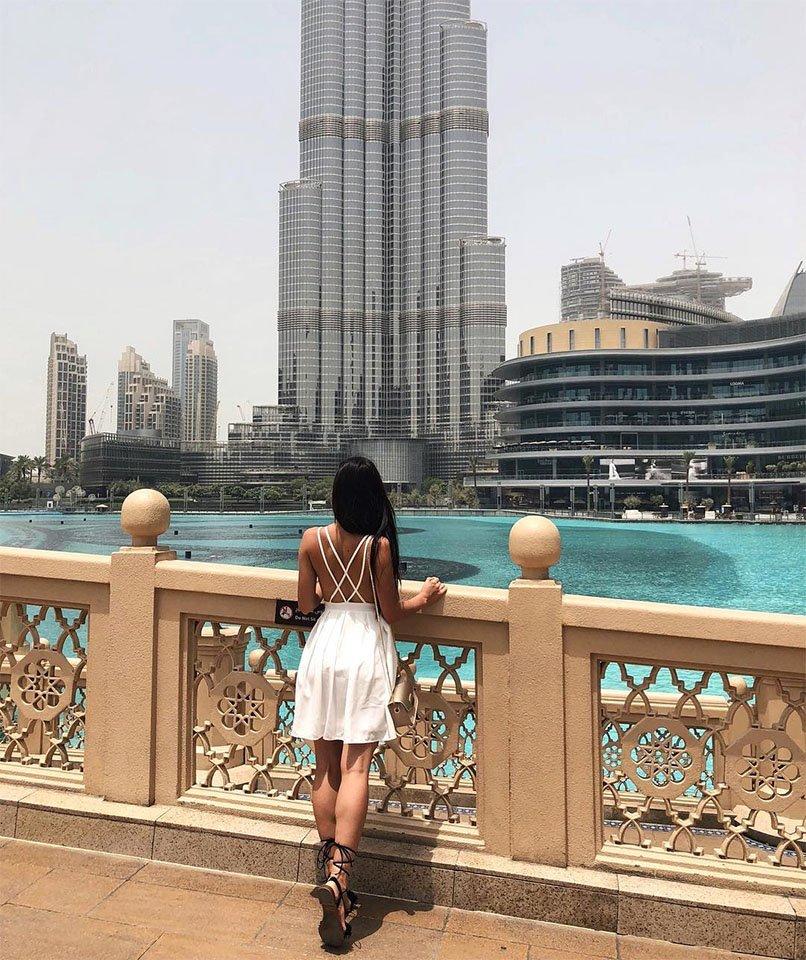 Работа для девушек в Дубаи и ОАЭ эскорт